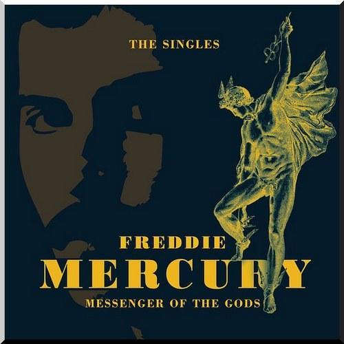 Freddie Mercury - Messenger Of The Gods: The Singles (2016)